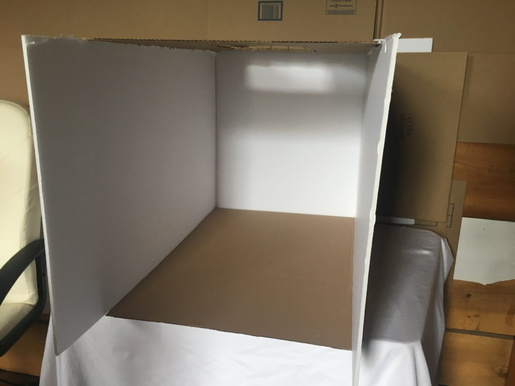 DIY White Studio Product Photography Box 5
