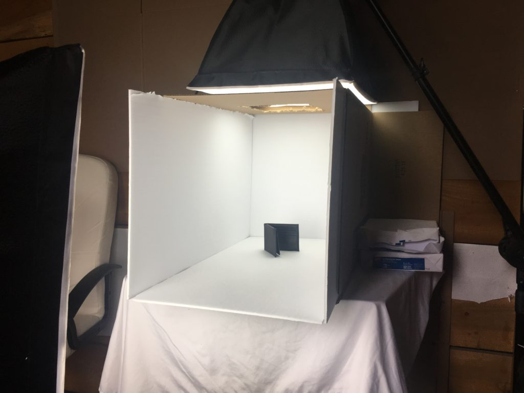 DIY White Studio Product Photography Box 6