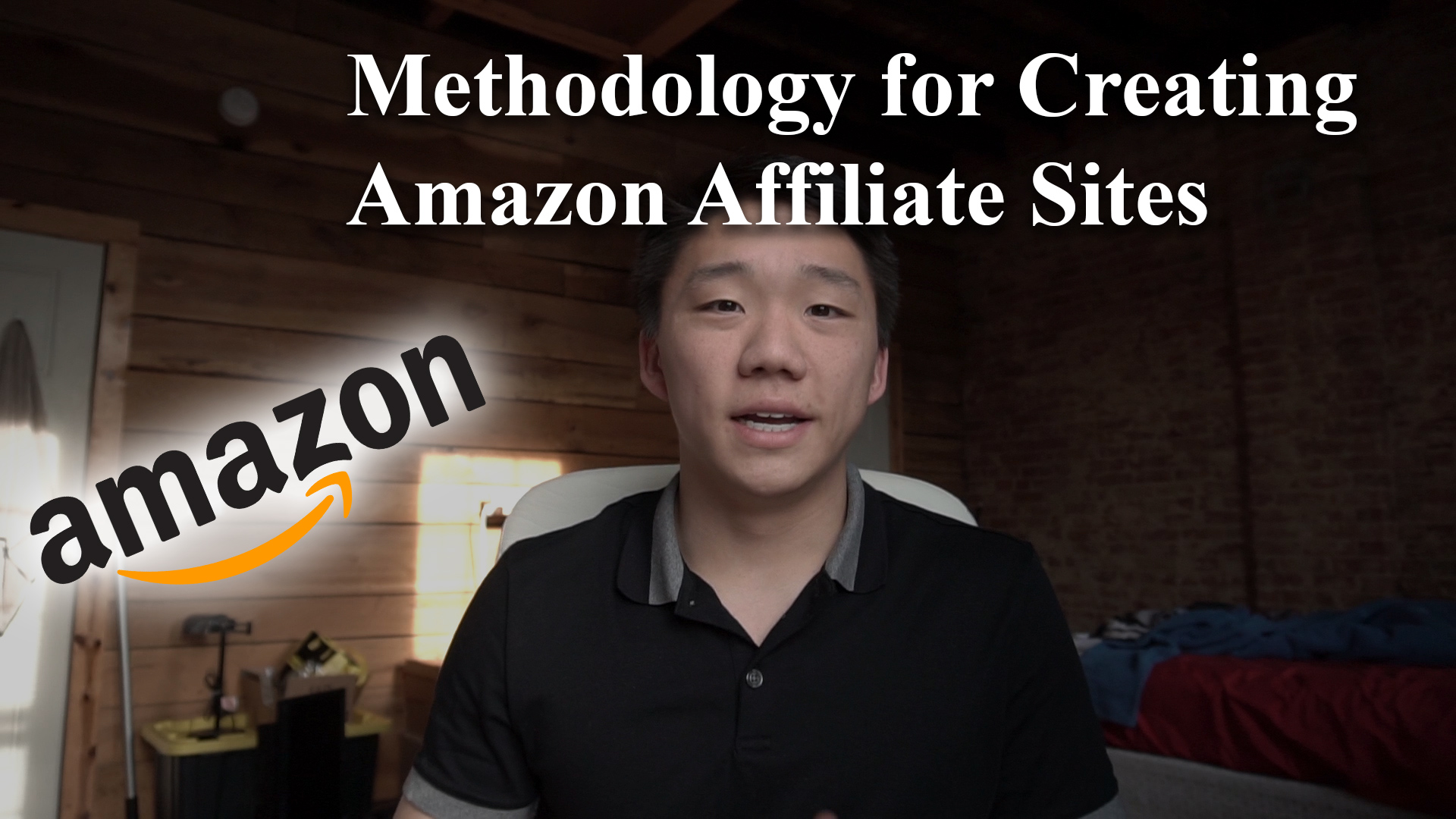 creating amazon affiliate sites methodology