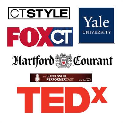 Brian Miller Featured On FOXCT, CT Style, TEDx