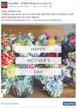 Mother's Day Social Media Post