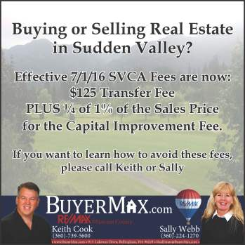 Sudden Valley Views Ad