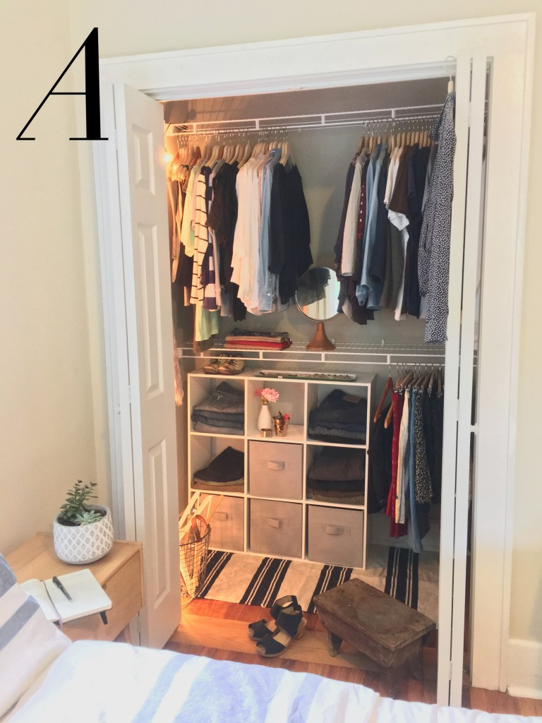 Before & After: You Won't Believe The Transformation! How I Cleaned Out My Closet In A Weekend.