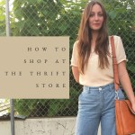 How To Shop At The Thrift Store For National Thrift Shop Day