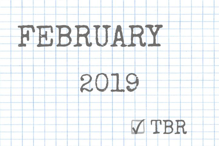 Brianna Lentz February 2019 TBR Featured Image