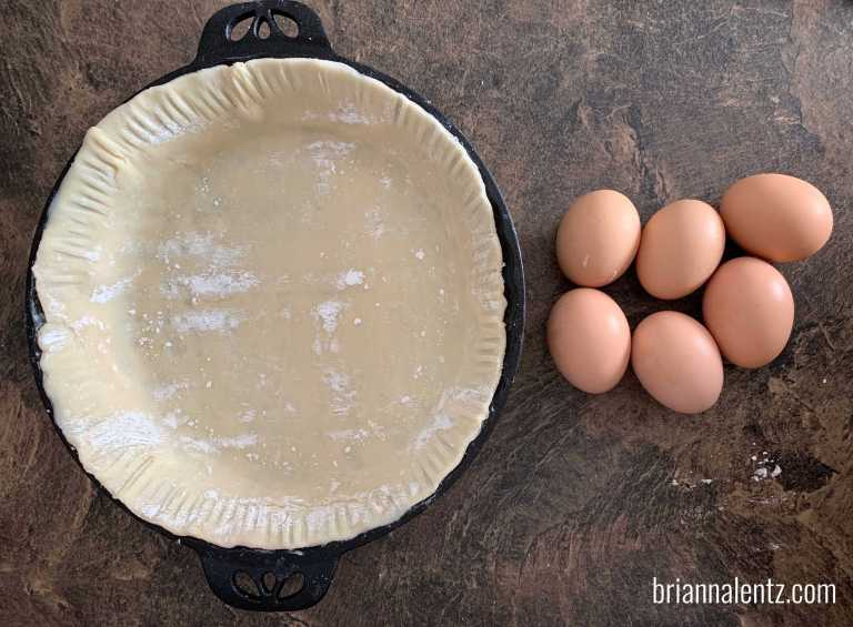 Recipe Mushroom Quiche C