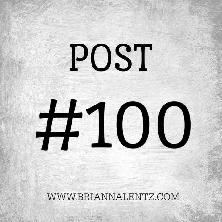 Post #100