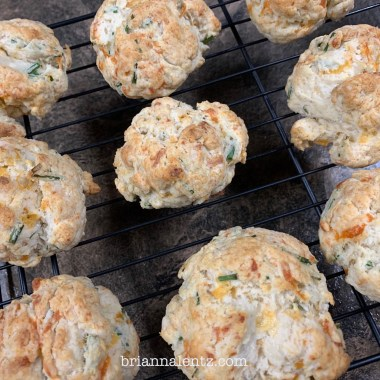 Cheddar and chives Image 5