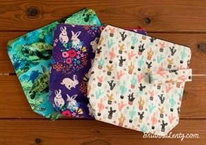 Flosstube #13 Brianna Lentz bags