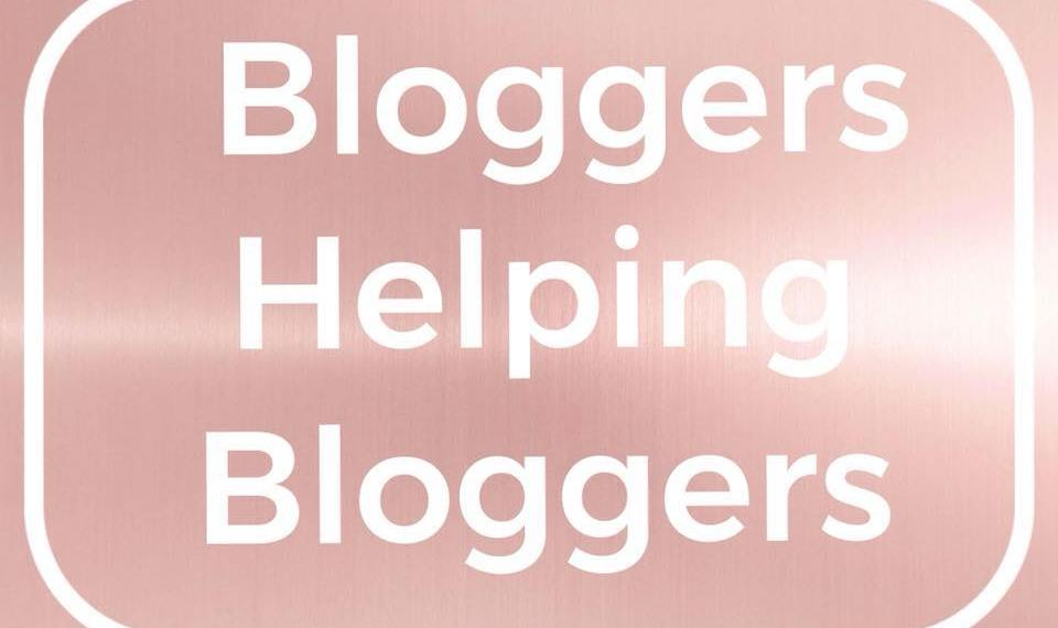 Bloggers Helping Bloggers