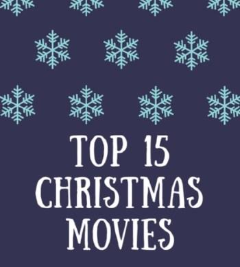 My 15 favorite Christmas movies