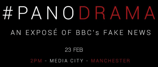 #Panodrama 23rd Feb Manchester 2pm