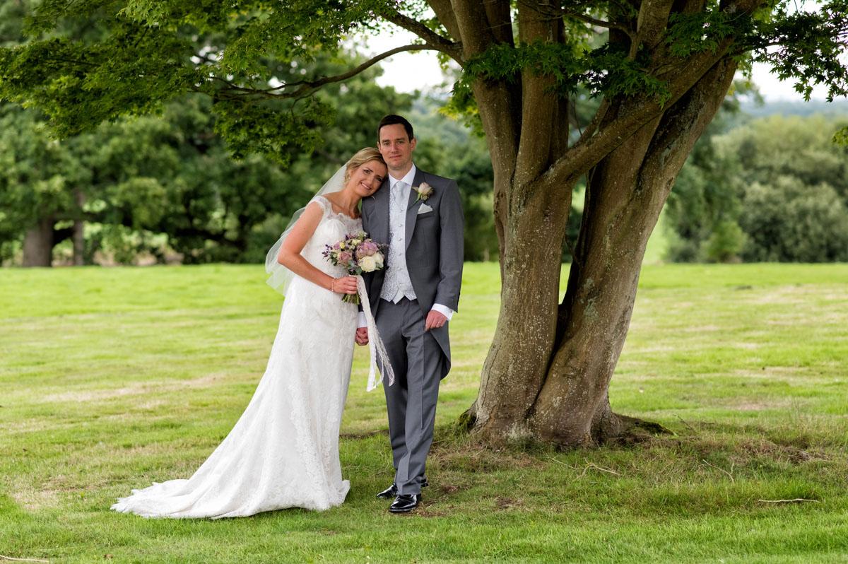 Emma & Tom at Highfield Park