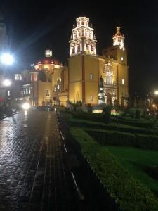 Plaza de la Plaz, Guanajuato