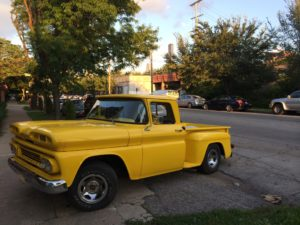 Yellow Truck Original