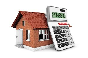 Home with Calculator