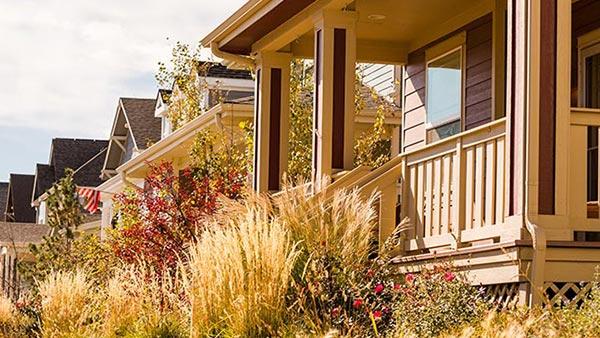 Single family homes in Denver - FHA Loans