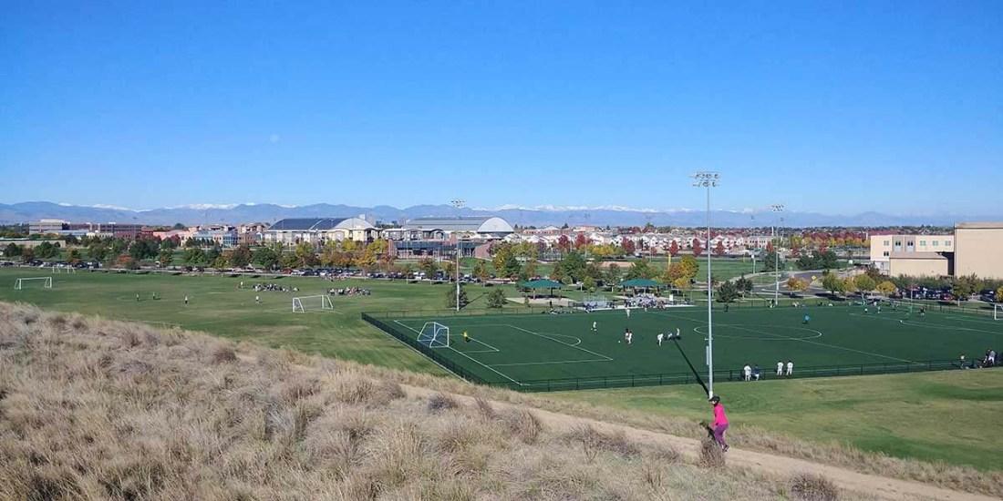 Lowry Neighborhood in Denver, Colorado