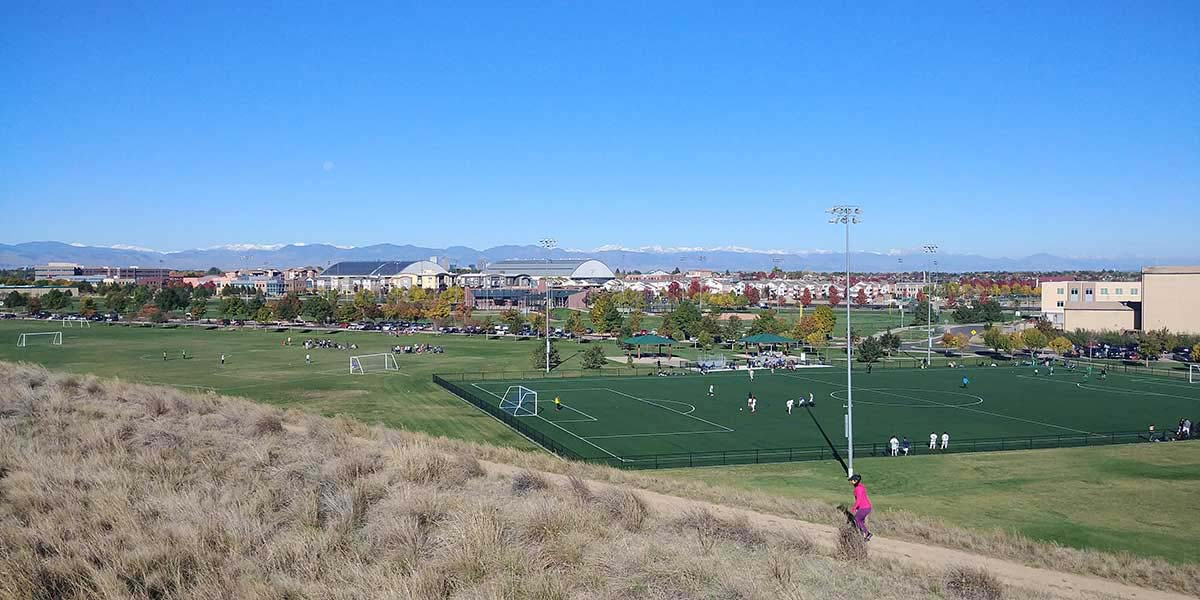 Lowry Neighborhood in Denver, Colorado
