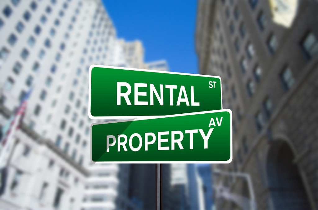 Buying a home as a rental property