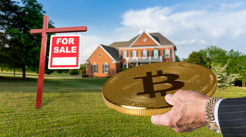Asset qualifier loans include using cryptocurrency like bitcoin as an asset to purchase a home.