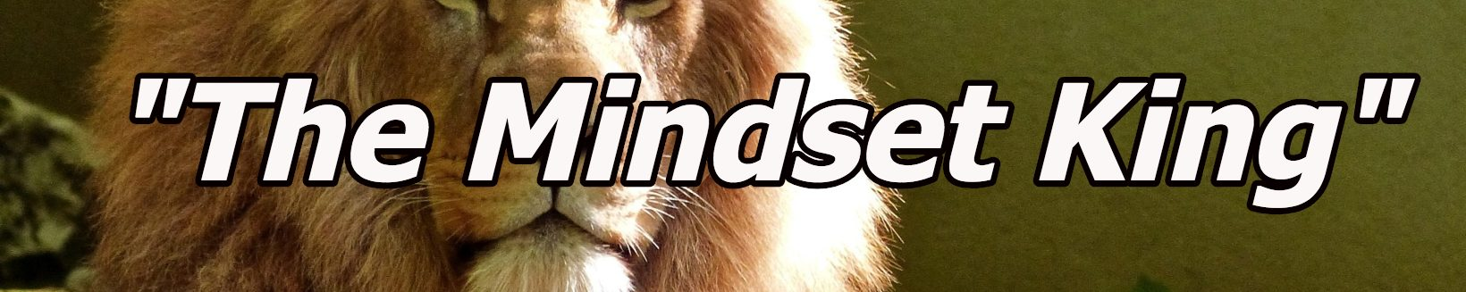 The Mindset King
