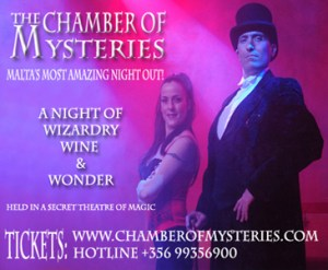 Watch Brian & Lola In A Most Unique Atmosphere – Chamber of Mysteries