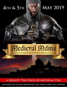 Medieval Mdina Festival 2019