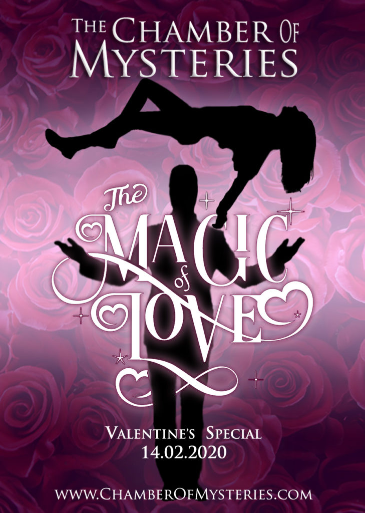 Valentine's Day Malta - Dinner and Show The Magic of Love