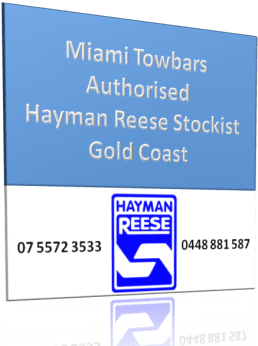 Hayman Reese product selection