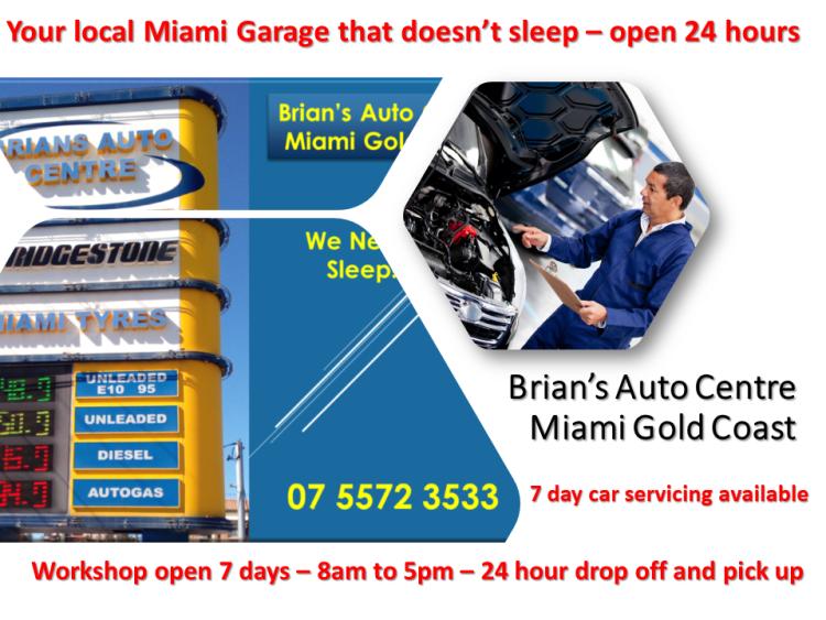 Car Service Brian's Auto Centre