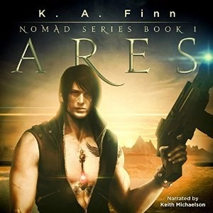 Ares: (Nomad Series #1) by K.A. Finn (Read by Keith Michaelson)