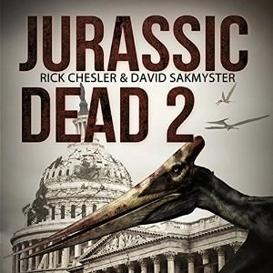 Audiobook: Z-Volution (Jurassic Dead #2) by Rick Chesler & David Sakmyster (Narrated by Andrew Tell)