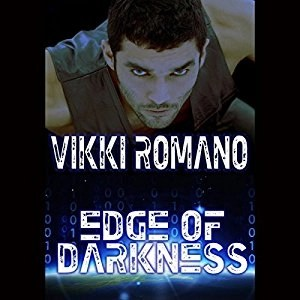 Edge of Darkness by Vikki Romano (Narrated by Shawn Compton)