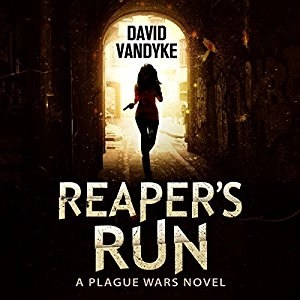 Audiobook: Reaper's Run by David VanDyke (Narrated by Artie Sievers)