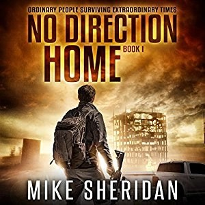 Audiobook: No Direction Home by Mike Sheridan (Narrated by Kevin Pierce)