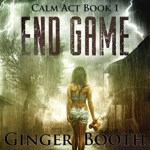 Audiobook: End Game (Calm Act #1) by Ginger Booth (Narrated by Laura Bannister)