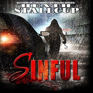 Audiobook: Sinful by Heath Stallcup (Narrated by Rick Gregory)