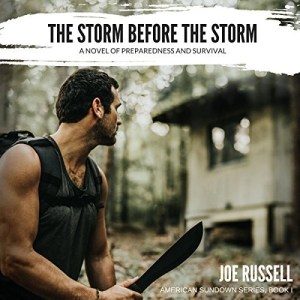 Audiobook: The Storm Before the Storm by Joe Russell (Narrated by Kevin Pierce)