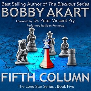 Audiobook: Fifth Column by Bobby Akart (Narrated by Sean Runnette)