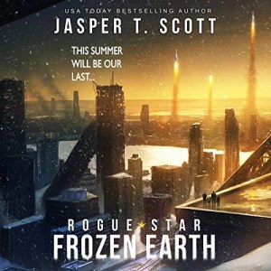 Frozen Earth by Jasper T. Scott
