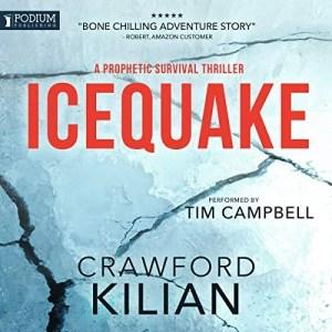 Icequake by Crawford Kilian