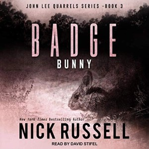 Badge Bunny by Nick Russell