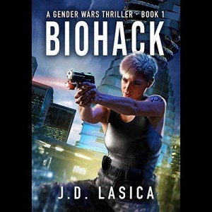 Audiobook: Biohack by J.D. Lasica (Narrated by Denise Howell)