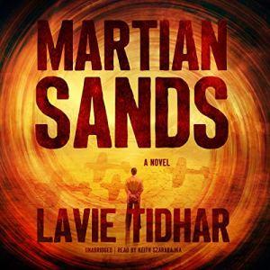 Martian Sands by Lavie Tidhar