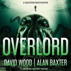 Overlord by David Wood & Alan Baxter (Narrated by Jeffrey Kafer)