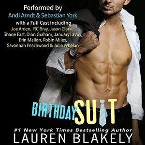 Birthday Suit by Lauren Blakely