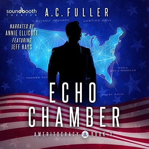 Echo Chamber by A.C. Fuller cover