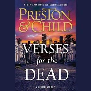 Verses for the Dead by Douglas Preston, Lincoln Child