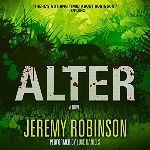 Alter by Jeremy Robinson